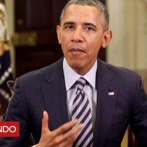"""Obama sobre masivas manifestaciones por el asesinato de George Floyd: """"Son resultado de una larga historia de esclavitud"""""""