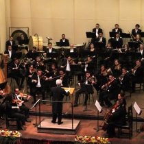 Concierto sinfónico con obras de Franck, Rifo y de Falla en Teatro UdeC