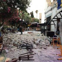 [VIDEO] Terremoto en Turquía causó un