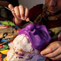 Exposición de máscaras escénicas de diversas tradiciones invita a explorar en torno al mestizaje
