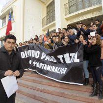 Alcalde de Til Til en pie de guerra con el gobierno: clausura instalaciones en vertedero KDM