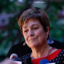 Josefa Errázuriz sobre informe de Contraloría en Providencia: