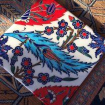 Azulejos del Imperio Otomano que serían exhibidos en la CEPAL fueron robados en Vitacura