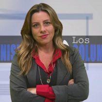 La polémica candidatura de la también polémica Teresa Marinovic