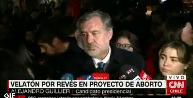 Indicación de Andrés Zaldivar fue rechazada por el Congreso