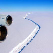 Científico advierte que quiebre de glaciar revela fragilidad de toda la plataforma en la Antártica