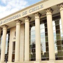 U. Autónoma de Chile dentro de las 70 mejores universidades de América Latina