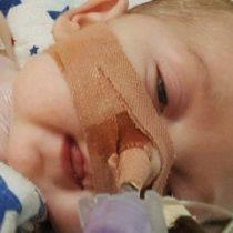 """""""Sentimos tanto no haberte podido salvar"""": los padres del bebé Charlie Gard quieren llevarlo a casa para que muera allí"""