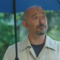 Andrés Gomberoff en Belleza Física: una tormenta en mi sopa