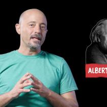 Andrés Gomberoff en Belleza Física: ondas y partículas a color