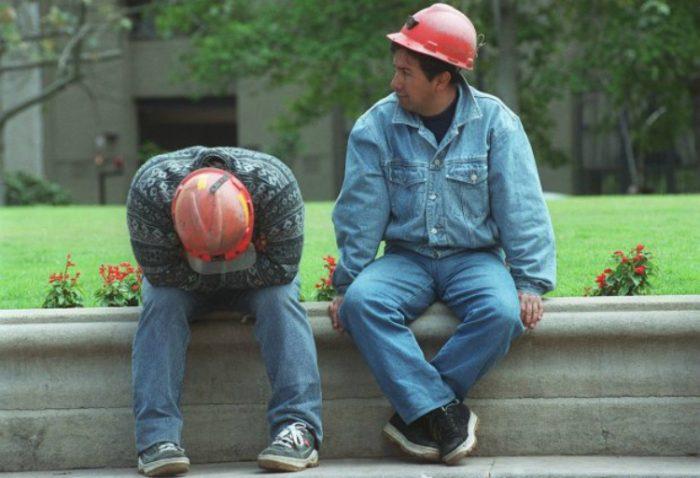 El desaliento del desempleo
