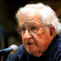 Chomsky: crisis de gobiernos de izquierda en A. Latina fue causada por la corrupción y la exportación de materias primas