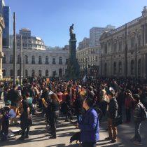 Incidentes fuera de la Corte Suprema por fallo en caso Nabila Rifo que rebaja condena a Mauricio Ortega