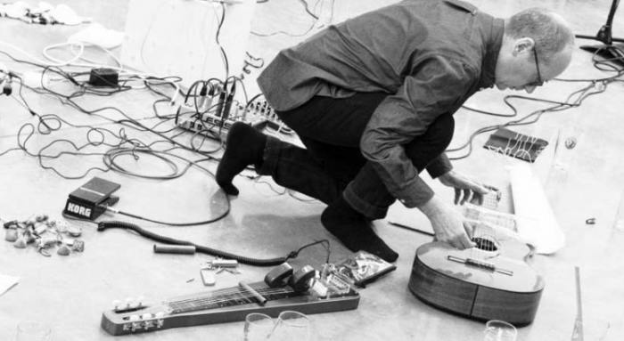 Musicólogo David Toop: El secreto origen de los sonidos