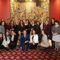 Destacadas empresarias chilenas promueven liderazgo femenino en Buenos Aires