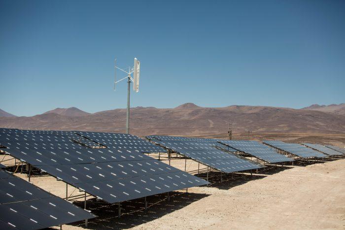 Enel y su innovadora apuesta renovable para Ollagüe