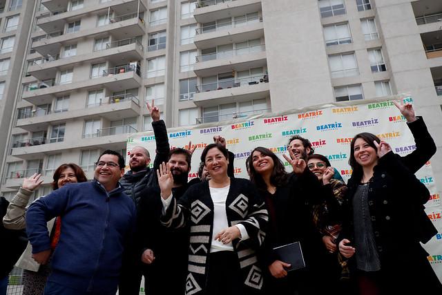 Beatriz Sánchez presenta equipo político de campaña