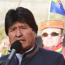 Evo Morales destaca