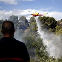 Arden 4 mil hectáreas en Francia, que pide ayuda aérea a países europeos