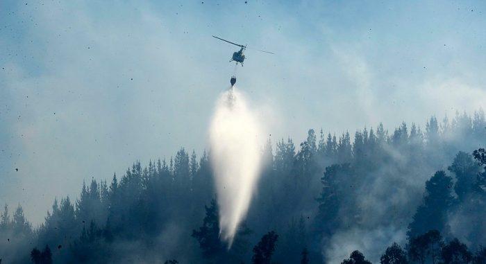 Cambio climático en Chile: condiciones extremas y mayores riesgos de desastres naturales o incendios aumentan pesimismo entre expertos