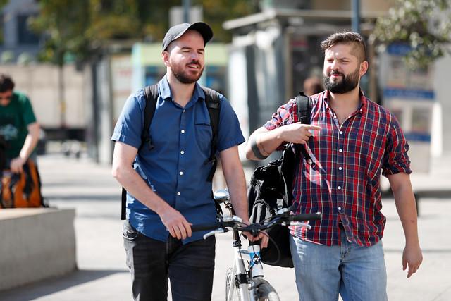 The  Roomates: Diputados Jackson y Boric se mudan a vivir juntos en Valparaíso