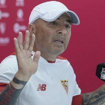 [VIDEO] El asqueroso gesto de Jorge Sampaoli en su visita a Perú