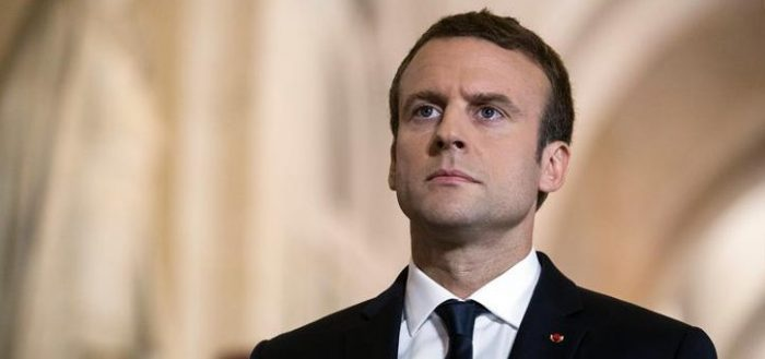 Macron abre un gran debate nacional para la reforma de las pensiones
