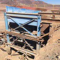 El robo de una planta minera en Antofagasta que abre una trama que lleva a China
