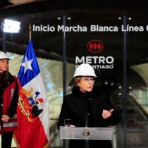La línea 6 del Metro inicia marcha blanca conectando Cerrillos y Los Leones en sólo 19 minutos