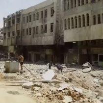 [VIDEO] Lo que queda de Mosul tras el anuncio de liberación del control de Estado Islámico