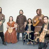 Encuentro de Música Antigua Medieval, Renacentista y Barroca en Centro Cultural La Reina