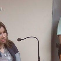 """Nabila Rifo se refiere a Mauricio Ortega: """"Aunque se pudra en la cárcel, él no me va a devolver mis ojos"""""""