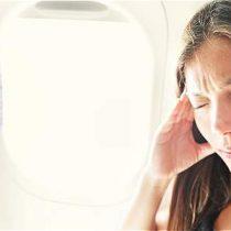 ¿Qué síntomas y patologías pueden llegar a impedir que tomes tu vuelo?