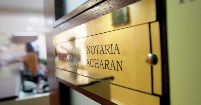 Reforma a los notarios anota histórico avance tras ser despachada por la Cámara de Diputados al Senado