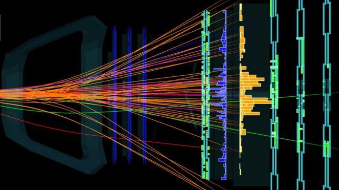 Resultado de imagen para El hallazgo de la «partícula ángel»,