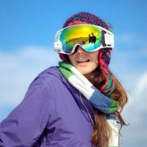 Por qué y cómo cuidar los ojos al ir a la nieve