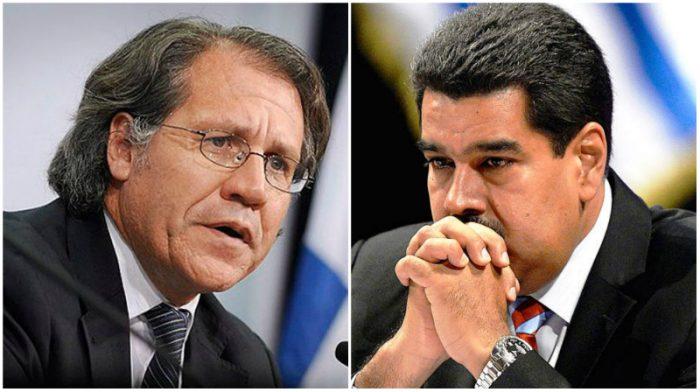 OEA pide detener Asamblea Constituyente en Venezuela por presuntas irregularidades
