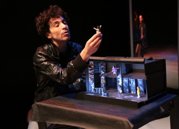 """Obra """"Operación Hamlet"""": Cómo actualizar a Shakespeare"""