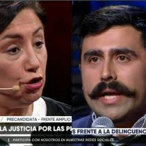 Beatriz Sánchez acepta disculpas de Chilevisión por enfrentarla a engaño de Pablo Oporto