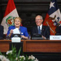 Presidentes de Perú y Chile encabezan primer gabinete binacional en Lima