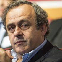Tribunal suizo rechaza recurso de Platini y mantiene sanción de cuatro años