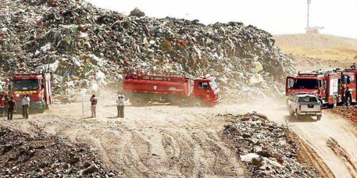 Corte Suprema ordena rehacer tramitación ambiental de vertedero de desechos tóxicos en zona de sacrificio de Tiltil