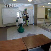 [VIDEO] Un robot en Rusia salvó a niña de tener grave accidente