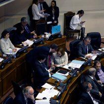 Lágrimas de felicidad tras aprobación, en el Senado, de tres causales de proyecto que despenaliza el aborto