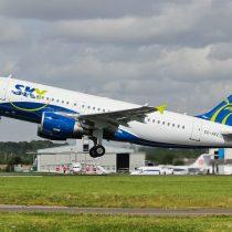 Vuelo de Sky que despegó en Santiago se vio obligado a aterrizar de emergencia en Viña del Mar