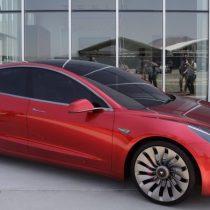 Las sorpresas que dejó la entrega de los primeros Tesla 3