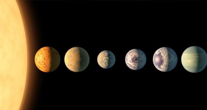 Posibilidades de vida en el sistema TRAPPIST-1 es menor de lo que se pensaba