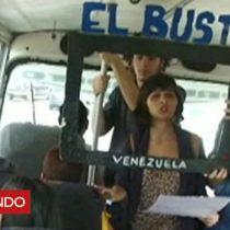 [VIDEO] La ingeniosa iniciativa de un grupo de periodistas en Venezuela para ofrecer noticias