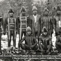 """Exposición Martin Gusinde """"El espíritu de los hombres de la Tierra del Fuego"""" en Museo Palacio Baburizza, Valparaíso"""