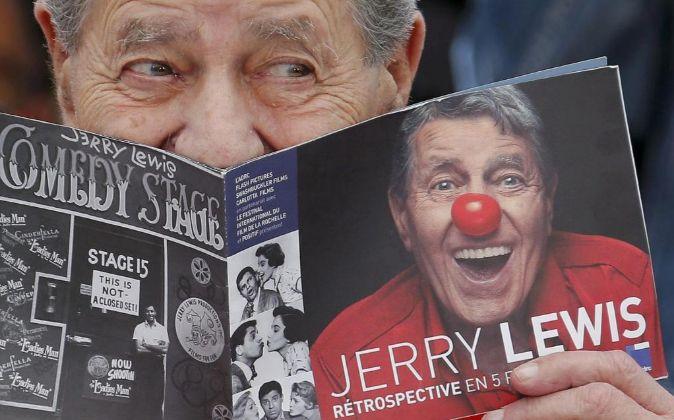 Fallece Jerry Lewis, un genio de la comedia estadounidense